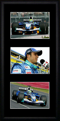 Felipe Massa Framed Photographs PB0244