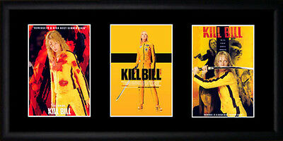 Kill Bill Framed Photographs PB0023