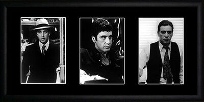 Al Pacino Framed Photographs PB0081