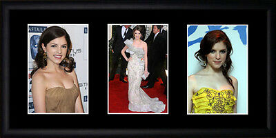 Anna Kendrick Framed Photographs PB0584