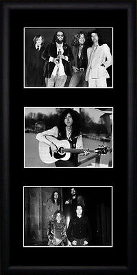 Led Zeppelin Framed Photographs PB0316