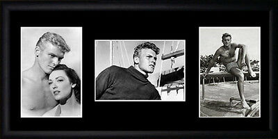 Tab Hunter Framed Photographs PB0594