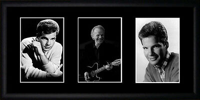 Bobby Vee Framed Photographs PB0615
