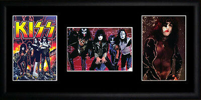 Kiss Framed Photographs PB0458