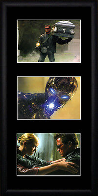 Terminator Framed Photographs PB0099