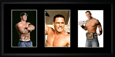 John Cena Framed Photographs PB0240