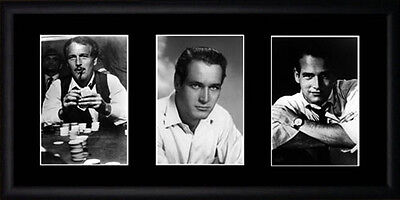 Paul Newman  Framed Photographs PB0149