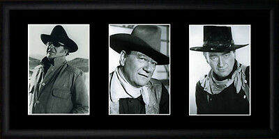 John Wayne Framed Photographs PB0454