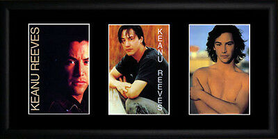Keanu Reeves Framed Photographs PB0062
