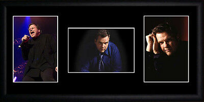 Meat Loaf Framed Photographs PB0360