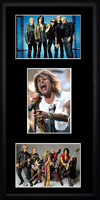 Aerosmith Framed Photographs PB0530