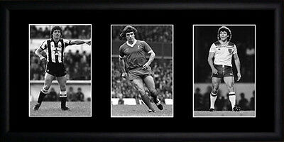 Kevin Keegan Framed Photographs PB0318
