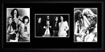 Led Zeppelin Framed Photographs PB0136