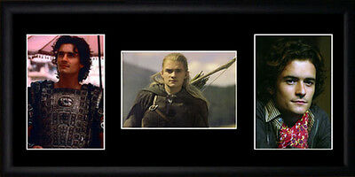 Orlando Bloom Framed Photographs PB0034