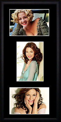 Drew Barrymore Framed Photographs PB0682