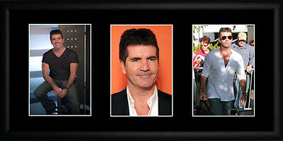 Simon Cowell Framed Photographs PB0491