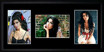 Amy Winehouse Framed Photographs PB0502