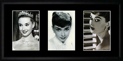 Audrey Hepburn Framed Photographs PB0436