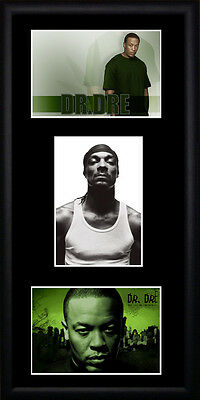 Dr Dre Framed Photographs PB0593