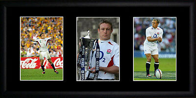 Jonny Wilkinson Framed Photographs PB0255