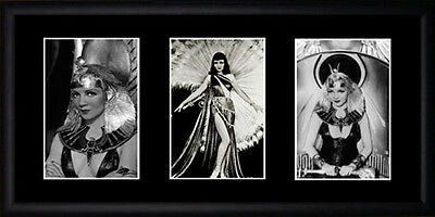 Claudette Colbert Framed Photographs PB0654