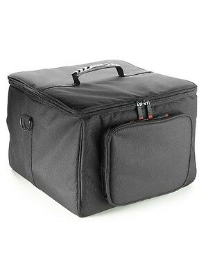 Stagg SLI TB-4 Padded Carry Case Bag for 4 x Lights Headbanger Moving Head Wash