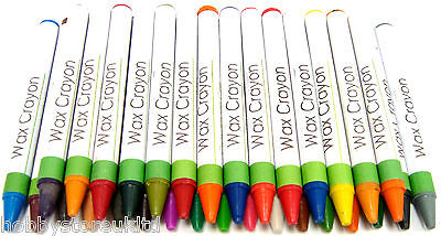 Wax Crayons Kids Crayons Non Toxic Crayons Childrens Crayola Type 45 Pack New