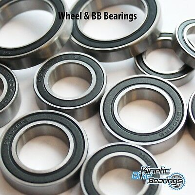 BICYCLE BEARING - HUBS/WHEELS/BB's - ABEC 3 - CHROMIUM STEEL