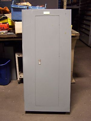 Square D 225 Amp Main Breaker Panel 120/240 Vac 1 Phase 30 Circuit
