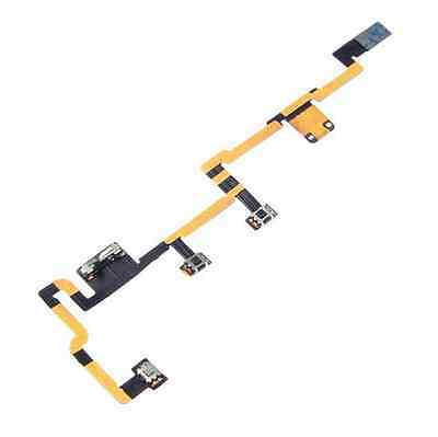 Apple iPad Mini Power On Off Volume Button Key Flex Cable Replacement Part b43