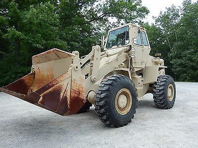 1985 Case M W24C ex military Wheel Loader 2007 rebuild NICE SHAPE Low hours!