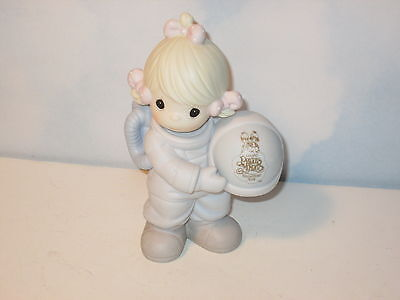 Precious Moments The Club That's Out of this World 1992  Figurine MIB C0012