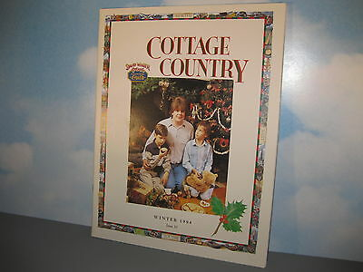 David Winter Cottage Country Issue 32 Winter 1994
