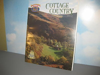 David Winter Cottage Country Issue 27 Autumn 1993