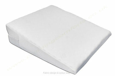 Bed Wedge Pillow Cure Acid Reflux, Stomach Acid, Gerd & Heartburn