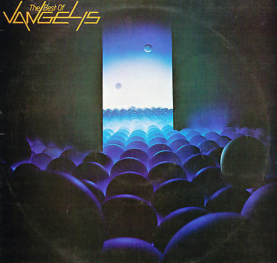 "The Best Of VANGELIS 12"" LP Vinyl RCA VICTOR UK 1978 PL 25174 @A-1E/B-1E@ Exlnt"