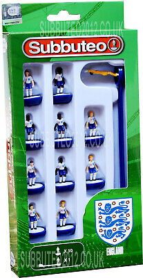 ENGLAND The New Subbuteo Football Soccer Team Game Paul Lamond