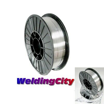 "WeldingCity Gasless Flux-Cored MIG Welding Wire E71T-GS .035"" 0.9mm 10-lb Roll"