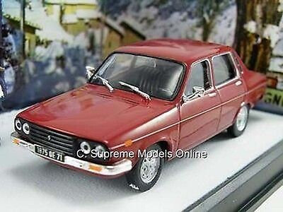 Renault 12 Tl Saloon Car & Diorama Scene 1/43Rd Size Packaged Issue K8967Q -+-
