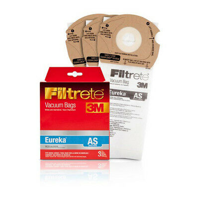 3M Filtrete 67726 Eureka AS Vacuum Bags (3-Pack)