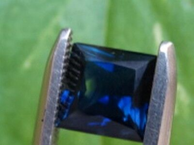 """Australian Untreated Natural Blue Sapphire Faceted 1.71 ct """"Stunning_Gemstones"""""""