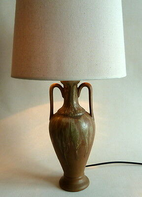 Art Nouveau Denbac- Cointreau table lamp -vase