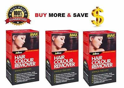 Cheapest One! Freest Hair Colour Remover Max Strength - Red Choose Your Quantity