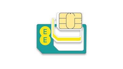 EE 4G Pay As You Go Multi SIM with £5 of Credit