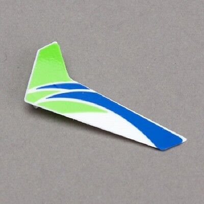 Blade [BLH] Green Vertical Fin with Decal: mCP X 3520G BLH3520G
