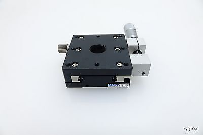 MMT New M1-627-L1 Precision Ball Linear Stage Positioner vision system 60X60 20#