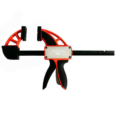 Bahco One Handed Quick Clamp Spreader 150mm Capacity 200kg Clamping Pressure