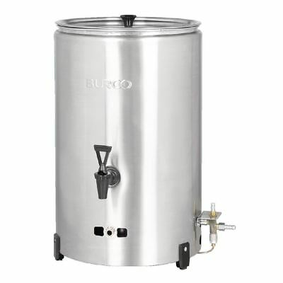 Burco Manual Fill Water Boiler Standard 20L Gas Stainless Steel Kettle