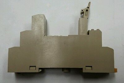 Omron Relay Socket For Use With G2R-1-S(N)(D)(ND)(NI)(NDI) Series (0675C)