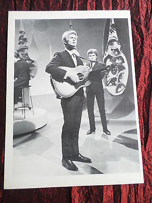 Joe Brown - Rock /pop Music - 1 Page  Picture- Clipping/cutting